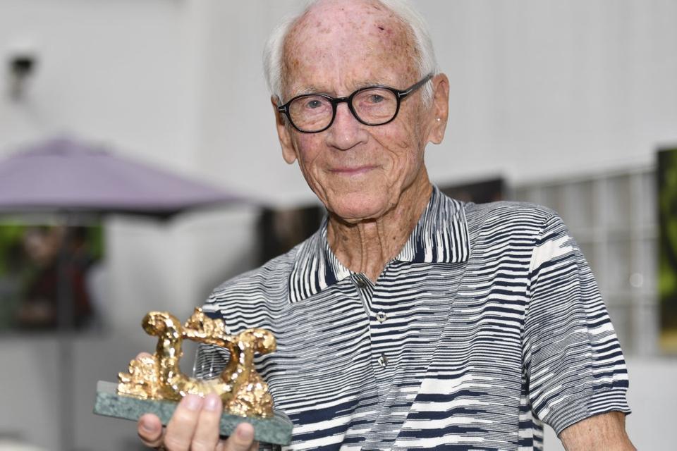 Bent Fabricius-Bjerre blev 95 år gammel. (Arkivfoto)
