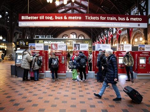 Billige rejsepas skal forsøde danskernes sommerferie. (Arkivfoto)